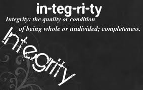 Integrity Is Private And Public Honesty Brainchess